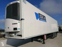 Schmitz Cargobull Double étage semi-trailer used mono temperature refrigerated