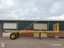 Buiscar buizentrailer used equipment flatbed