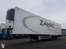 Zahnd Frigorifique T-SEVEN + TK SPECTRUM SLX semi-trailer used multi temperature refrigerated