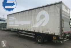LANZ + MARTI | SA 20 CITY MIT LBW semi-trailer used tarp