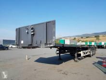 Titan semi-trailer used flatbed
