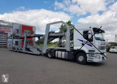 Lohr car carrier semi-trailer Euro