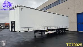 Kässbohrer tautliner semi-trailer SCX Curtainsides