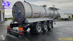 Kässbohrer tanker semi-trailer STN LC 30 Tank