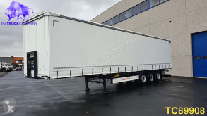 Kässbohrer tautliner semi-trailer SCX Curtainsides
