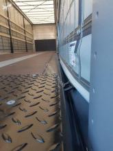 Kögel tautliner semi-trailer rideaux coulissants plaques DISPO IMMEDIATEMENT