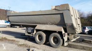 Kaiser karat semi-trailer used construction dump