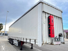 Fruehauf semi-trailer used reel carrier tautliner