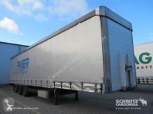 Semitrailer skjutbara ridåer (flexibla skjutbara sidoväggar) Schmitz Cargobull Varios Curtainsider Getränke
