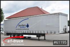 Krone SD Tautliner, Standard, LBW 2500kg, Alufelgen, HU 01/2021 semi-trailer used tarp