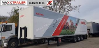 نصف مقطورة Kögel DOUBLE ETAGE DISPO SUR PARC A LYON عربة مقفلة طابقين جديد