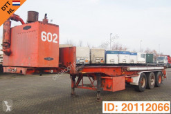 Semi remorque porte containers LAG Skelet 20-30 ft