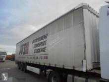 Félpótkocsi Krone használt függönyponyvaroló