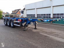 Semi remorque Groenewegen Tank Container Chassis 30ft. / 20ft. / ADR occasion