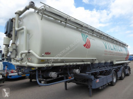 Trailer tank Welgro Volume 58 m3, 8 comp, Cereals/ Getreide, Futter, Mengvoeder