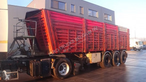 Trailer OK Kardesler TIPPER & CHASSIS FROM STEEL / 40M³ / DRUM BRAKES tweedehands kipper