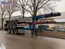 Trailer containersysteem Dennison Container Set prijs 3 units = 10000 euro, 40 FT