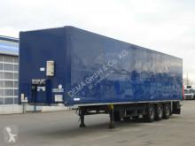 Semi remorque fourgon Schmitz Cargobull SKO27 *SAF Achsen*2.75m*Rolltor*ABS*