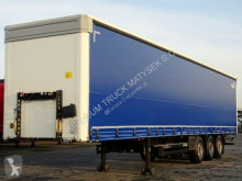 Semi remorque Kögel CURTAINSIDER /STANDARD/BRAND NEW /LIFTED AXLE/ savoyarde occasion