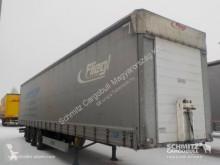 Semitrailer skjutbara ridåer (flexibla skjutbara sidoväggar) Fliegl Curtainsider Standard