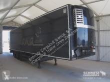 Schmitz Cargobull Reefer Standard Double deck semi-trailer used insulated