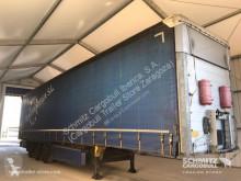 نصف مقطورة ستائر منزلقة (plsc) Schmitz Cargobull Curtainsider Mega