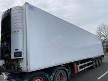 Trailer Fruehauf 3 AS - SAF - DISC BRAKES + CARRIER VECTOR 1850 + LAADKLEP tweedehands koelwagen mono temperatuur