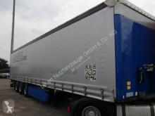 Trailer Schmitz Cargobull SCS 24/Schiebegardine LaSi XL Coilwanne tweedehands met huifzeil