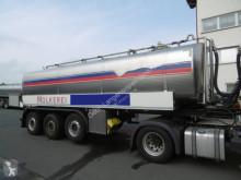 Semi HLW - Lebensmitteltankauflieger - 27.000 Liter(Nr. 4646)