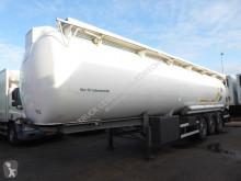 LAG food tanker semi-trailer Tipper Silo, Foodstuff, Lebensmittel 60500 ltr, Alu Aufbau