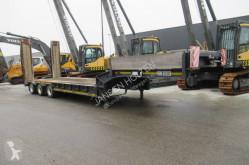Flatbed semi-trailer Gheysen & Verpoort S4631 Low Loader