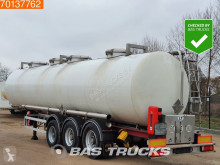 Maisonneuve ACPT 2000 32.216 Ltr / 4 Comp. Food semi-trailer used food tanker