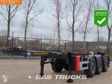 Naczepa Kässbohrer CS 1x 20ft ADR Liftachse do transportu kontenerów używana