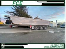 Benalu BEN *ACCIDENTE*DAMAGED*UNFALL* semi-trailer damaged construction dump
