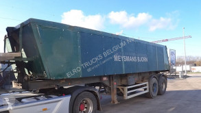 Trailer MOL ROR-axles / DRUMBRAKES / FREINES TAMBOURS /BELGIUM TRAILER tweedehands kipper