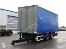Fruehauf tarp semi-trailer RECD18 *Edscha*SAF*Durchlader*Vollluf