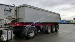 Heuser tipper semi-trailer Heuser *Liftachse*24m³*Alumulde*ABS* Eco+*