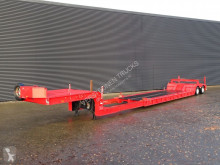 Nooteboom OSDB 35 VV / EXTENDABLE / HYDRAULIC STEERING semi-trailer used heavy equipment transport