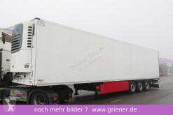 Náves chladiarenské vozidlo Schmitz Cargobull SKO 24/ DOPPELSTOCK / ZURRLEISTE / TK ONE SCB