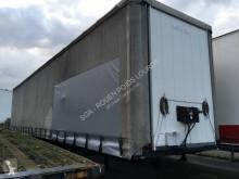 Lecitrailer 38 TAUTLINER semi-trailer used tautliner