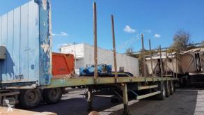 Sættevogn Samro PLATEAU flatbed brugt