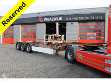 Semitrailer containertransport Schmitz Cargobull D5 - SCF24 Container oplegger
