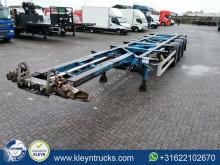 Van Hool S/0011 45 ft semi-trailer used container