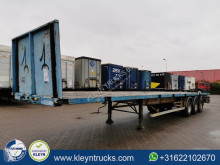 نصف مقطورة منصة GT Trailers TWISTLOCKS 2x20