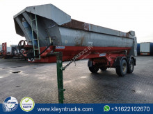 Kaiser tipper semi-trailer HALFPIPE 25m3 steel