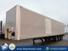 Schmitz Cargobull LAADKLEP LIFTAS ADR 2x liftaxle taillift semi-trailer used box