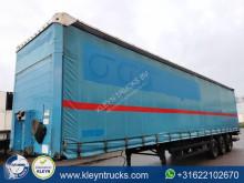Trailer Schmitz Cargobull SDP bar folding taillift tweedehands Schuifzeilen