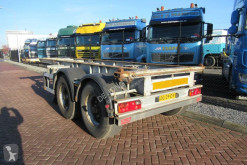 Semirimorchio portacontainers Contar Container Chassis / 20FT / BPW axles / Drum Brakes