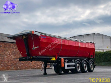 System Trailers tipper semi-trailer Tipper
