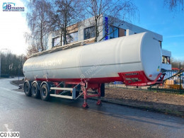 Semi reboque cisterna Trailor Fuel 37737 Liter